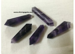 AMETHYST DOUBLE TERMINATED POINTS