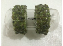 GREEN AGATE BANDS
