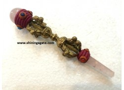 DORJES HEALING STICK WITH CHAKRA CABS A1