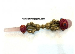 DORJES HEALING STICK WITH CHAKRA CABS A3