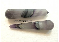 AMETHYST 8 FACET MASSAGE WAND