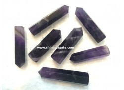 AMETHYST SINGLE TERMINATED PENCIL POINTS