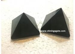 BLACK JASPER PYRAMID 60MM-70MM