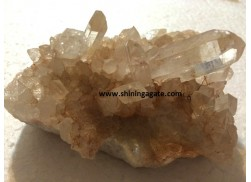 CRYSTAL QUARTZ NATURAL CLUSTER 5