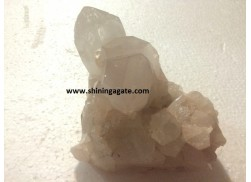 CRYSTAL QUARTZ NATURAL CLUSTER 2