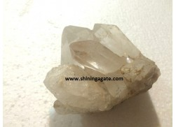 CRYSTAL QUARTZ BIG FAMILY CLUSTER