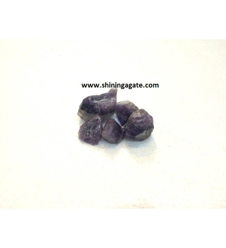 AMETHYSE SMALL SIZE ROUGH STONE