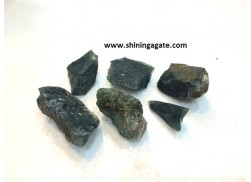 MOSS AGATE SMALL SIZE ROUGH STONE