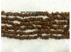 CAMEL AGATE CHIPS STRANDS