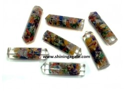 ORGONE PENCIL POINTS - 6 FACETED