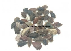 BLOOD STONE ARROWHEADS