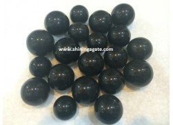 BLACK AGATE BALLS