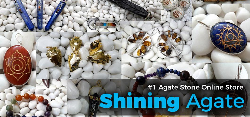 Shining Agate Banner